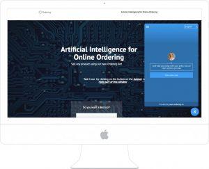 Ordering web BOT