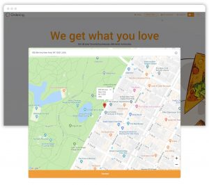 Restaurant Delivery App