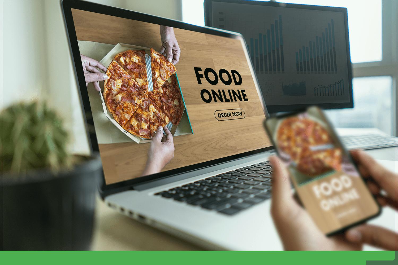 Online Food Ordering. Essential for restaurants.