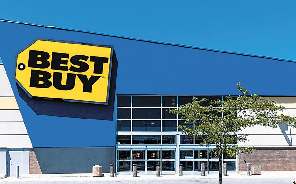 Best Buy leaves México.