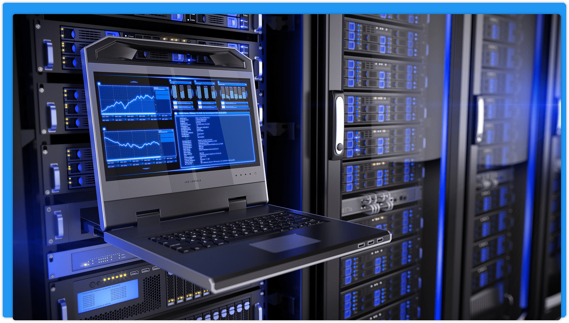 Hosting on your Servers & Local Hosting your Website.