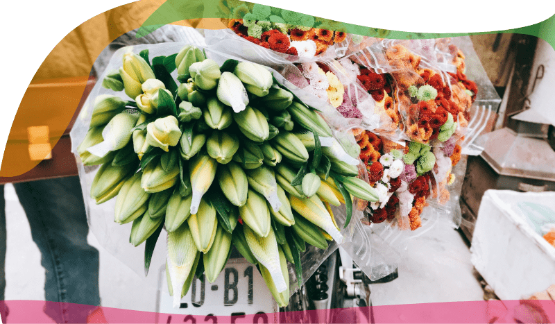 How to brand your flower delivery service: 4 Branding principles