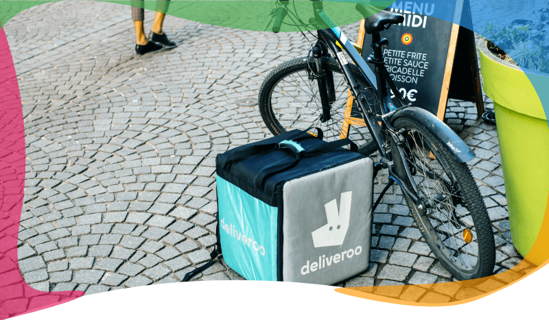 How to create a site like Deliveroo