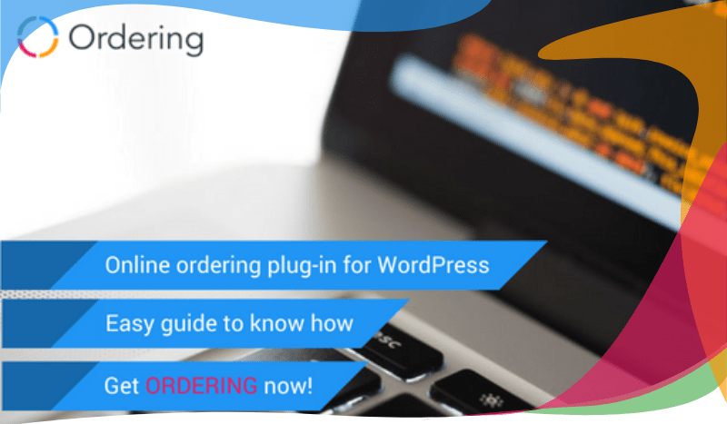 Online ordering plug-in for Wordpress
