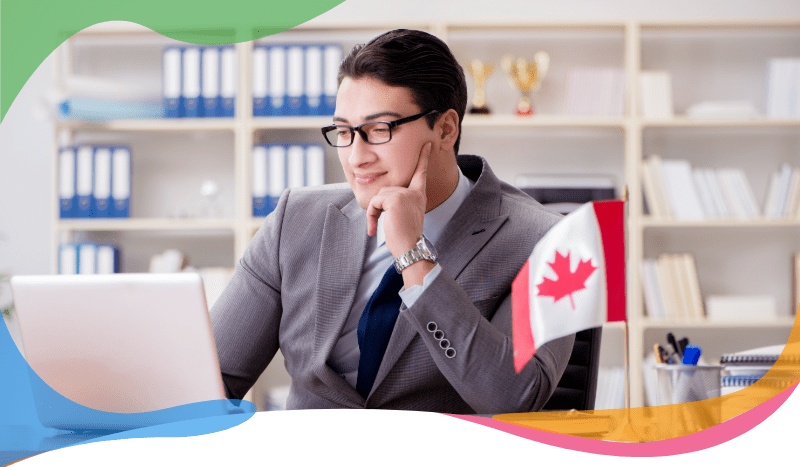 Online ordering system for Canadian companies